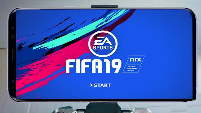 INCRÍVEL!! ACABOU DE SAIR FIFA 19 MOBILE PARA ANDROID COM GRÁFICOS HD