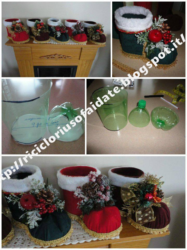 Fai Da Te Bottiglie Plastica.Riciclo Riuso Fai Da Te Testare Prodotti Come Fai Da Te Santa