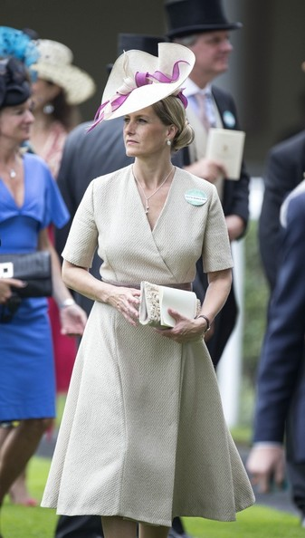 British Royal Family  attended  day 2 of Royal Ascot