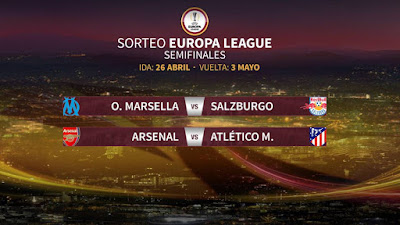 Europa League semis match-up