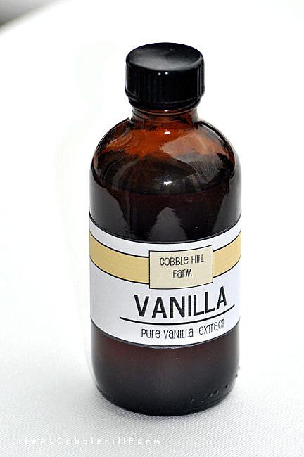 Life At Cobble Hill Farm: Homemade Vanilla Extract