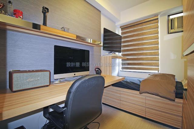 又一居睡房室內設計,Parc Oasis bedroom interior design