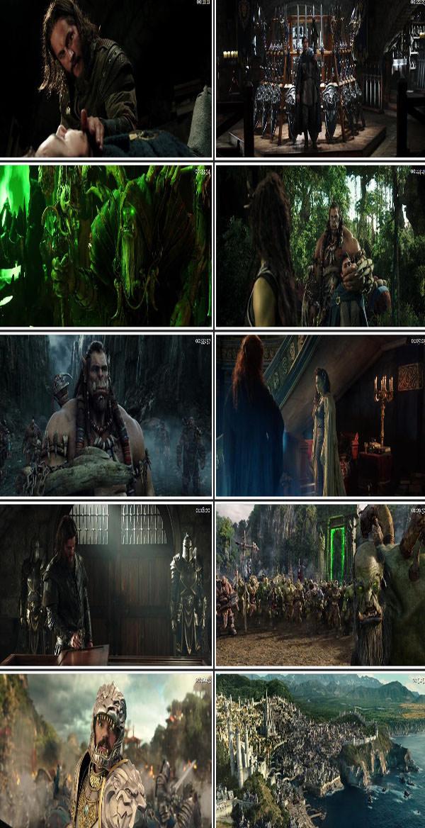 Warcraft The Beginning 2016 Dual Audio