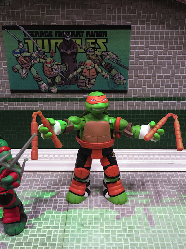 Teenage Mutant Ninja Turtles Collector: Nick TMNT Toys