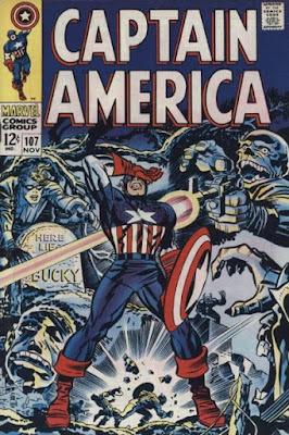 Captain America #107, Dr Faustus