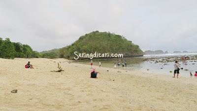 Info Wisata Pantai Teluk Asmara Explore Amazing Malang Selatan