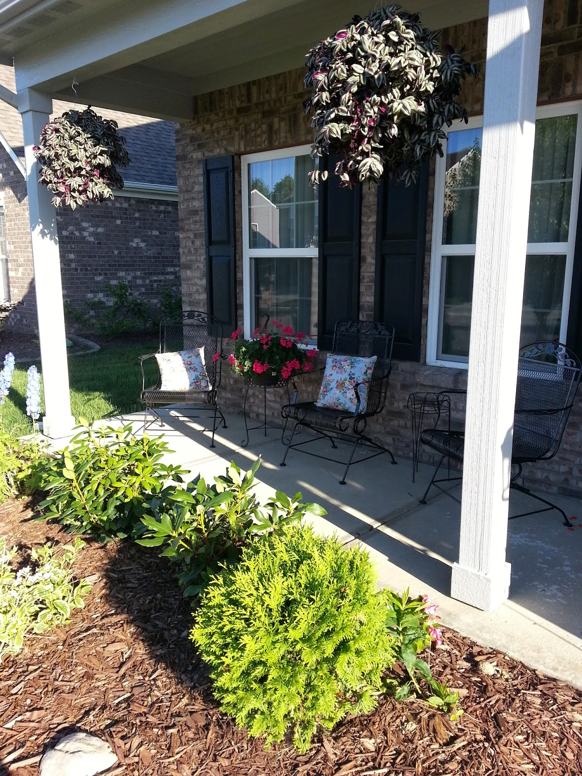 a home for elegance comfy outdoor porches
