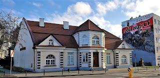 Muzeum Szlachty Mazowieckiej + mural na 100 lat Niepodległości Polski - Ciechanów