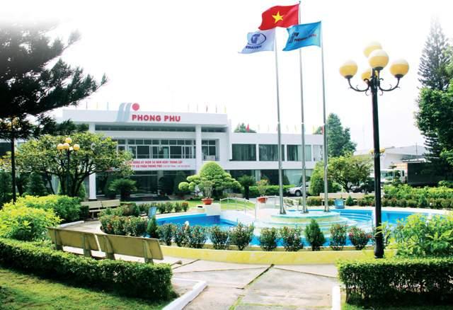 Công ty CP Phong Phú tiền thân là nhà máy dệt