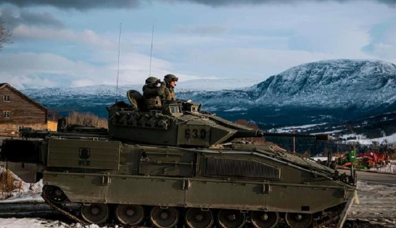 e448c5199e Η επιχείρηση Trident Juncture ήταν η μεγαλύτερη στρατιωτική άσκηση της  συμμαχίας από την εποχή του Ψυχρού Πολέμου. Η άσκηση έγινε κοντά στα σύνορα  της χώρας ...