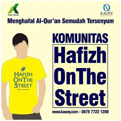 Hafizh On The Street