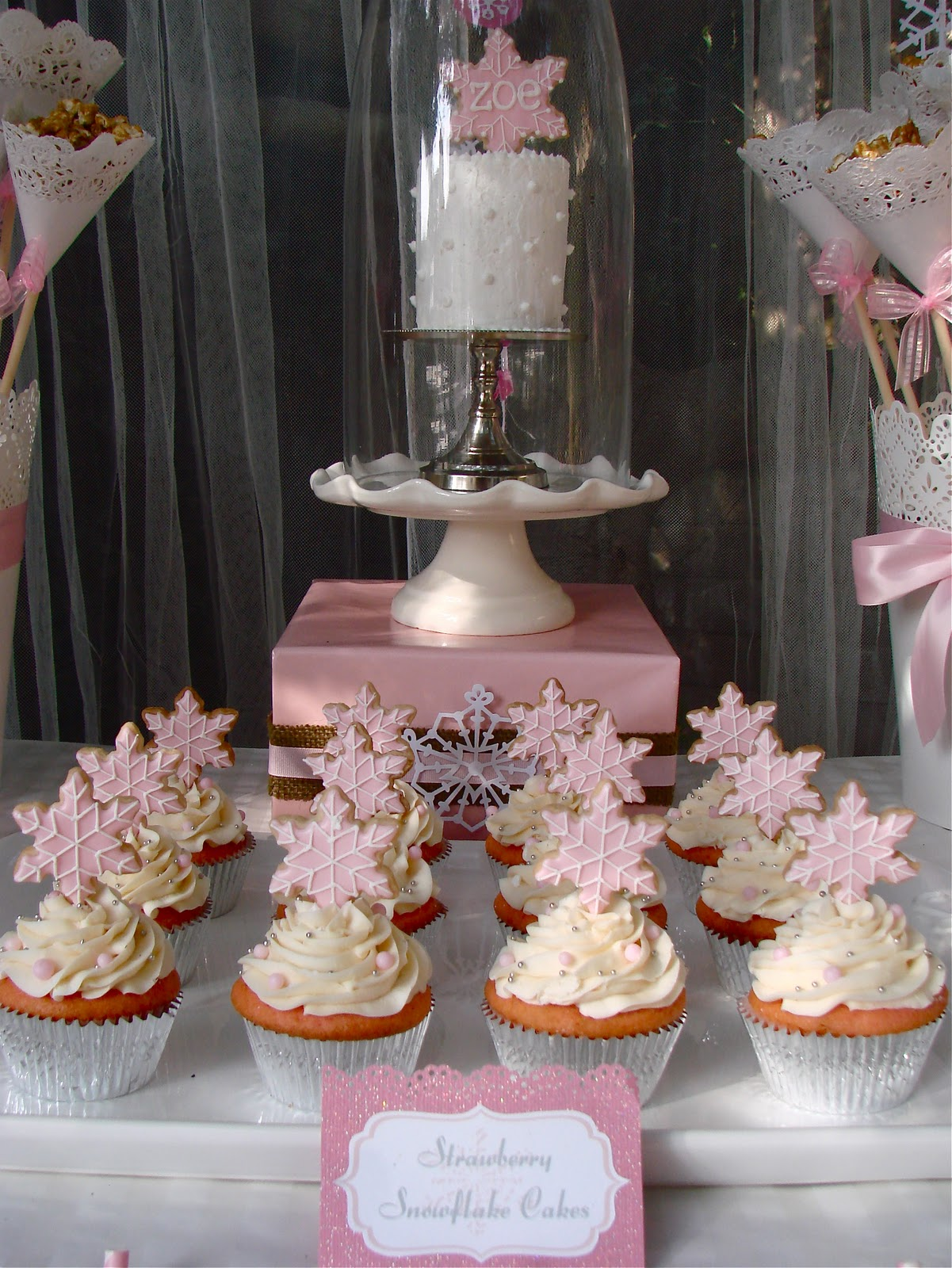 Oh Sugar Events Winter Onederland Party