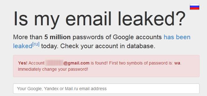 5 million Gmail passwords leaked | Nepali Information