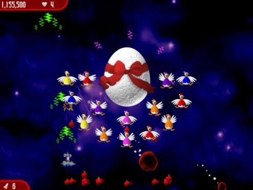 تحميل لعبة chicken invaders 2 للكمبيوتر