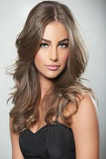 Medium-shade Ash Brown Hair Dye