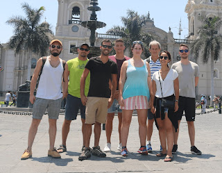 Plaza de Armas Walking tour Lima