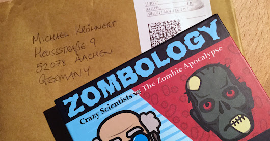 Post aus England: Zombology
