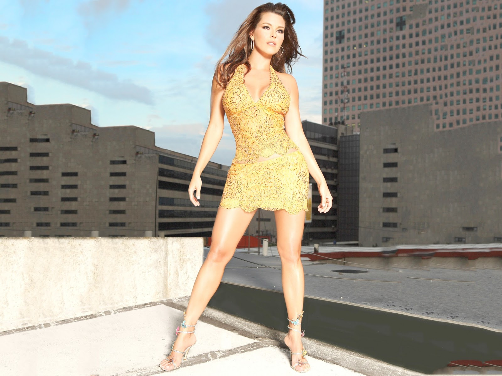 Alicia Machado Hot Amp Sexy Wallpaper Desktop Wallpapers