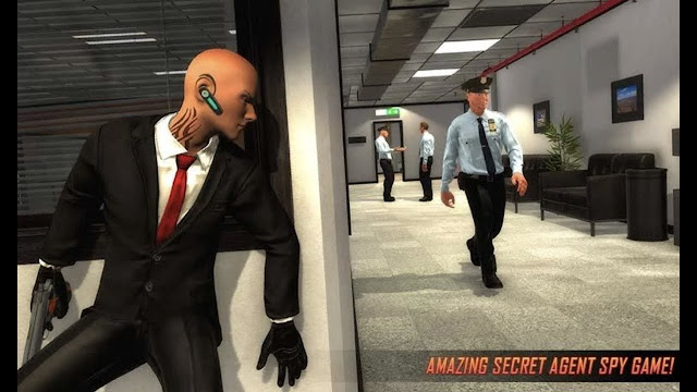 Game Secret Agent Stealth Spy