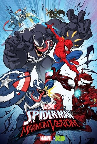 Spider-Man Season 3 Complete Download 480p & 720p HEVC All Episode