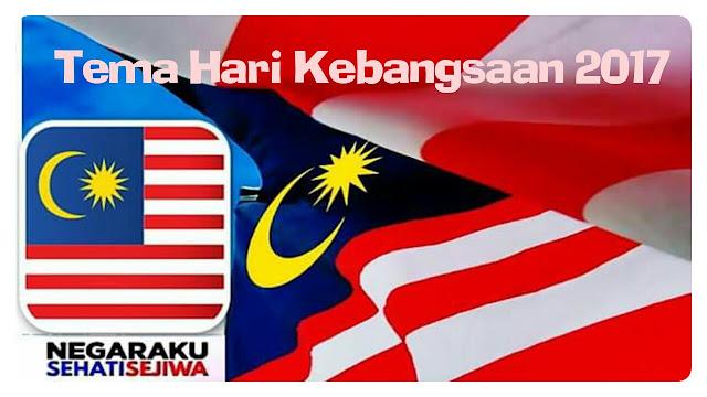 Tema Hari Kebangsaan Malaysia 2017