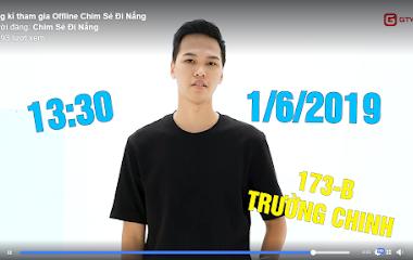 [AoE] Link đăng kí sự kiện offiline fan Chim Sẻ Đi Nắng full 100 slot sau 4 phút mở đăng kí.
