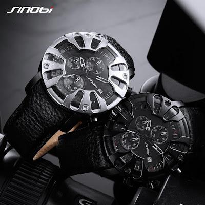 9760 SINOBI Watches| 5 Summer Quartz Watches Under $50