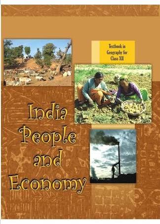 NCERT GEOGRAPHY EBOOK PART 2:- INDIA PEOPLE AND ECONOMY
