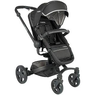 Carrinho de Bebê Kiddo Spin 360 até 15 kg