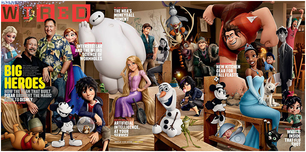 Pixar Characters That Will Take over Halloween