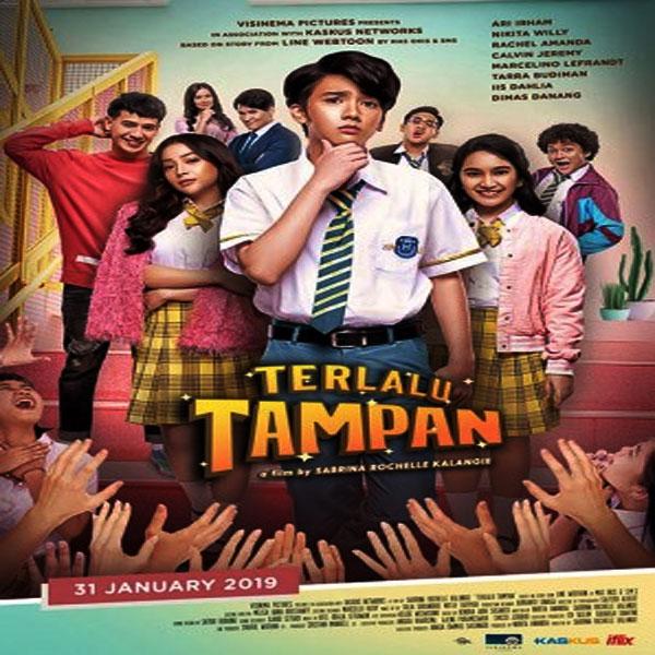 Terlalu Tampan, Film Terlalu Tampan, Sinopsis Terlalu Tampan, Trailer Terlalu Tampan, Review Terlalu Tampan, Download Poster Terlalu Tampan