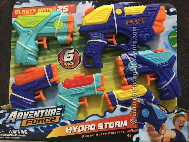 small water gun toys