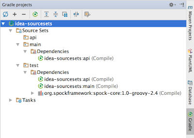 Gradle Goodness: Source Sets As IntelliJ IDEA Modules - JDriven Blog