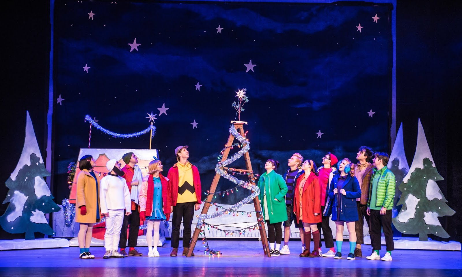 UPCOMING and GIVEAWAY: A Charlie Brown Christmas Live on Stage, Fox Theatre, Detroit
