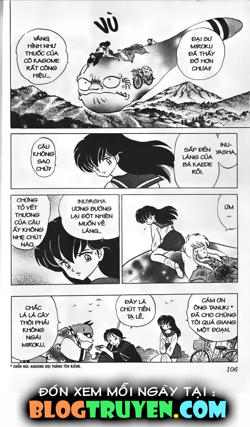 Inuyasha vol 07.6 trang 9