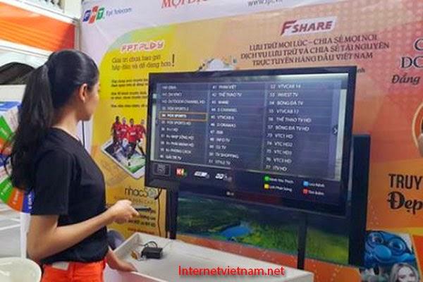 Đăng Ký Lắp Đặt Internet FPT Đường Quang Trung 3