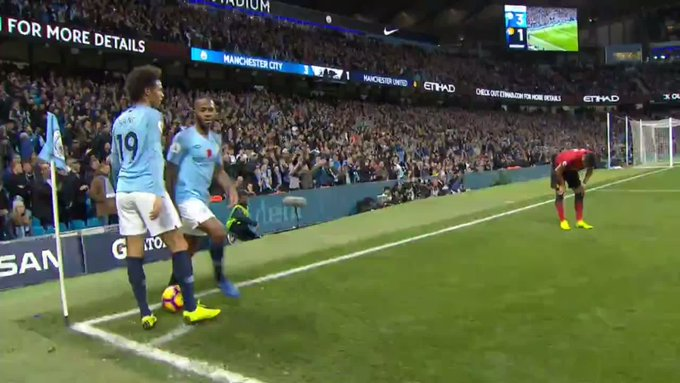 Video 📹: Manchester City 3 – 1 Manchester United English