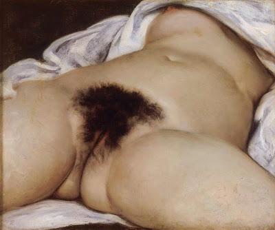 Courbet - El origen del mundo