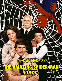 The Amazing Spider-Man 1977 tv show Marvel HaphazardStuff review