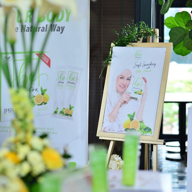 Majlis Soft Launching Be Lemtox Bersama Founder Nadia Annuar