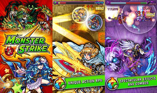 Monster Strike v5.1.1 Mod Apk (Mega Mod) 1