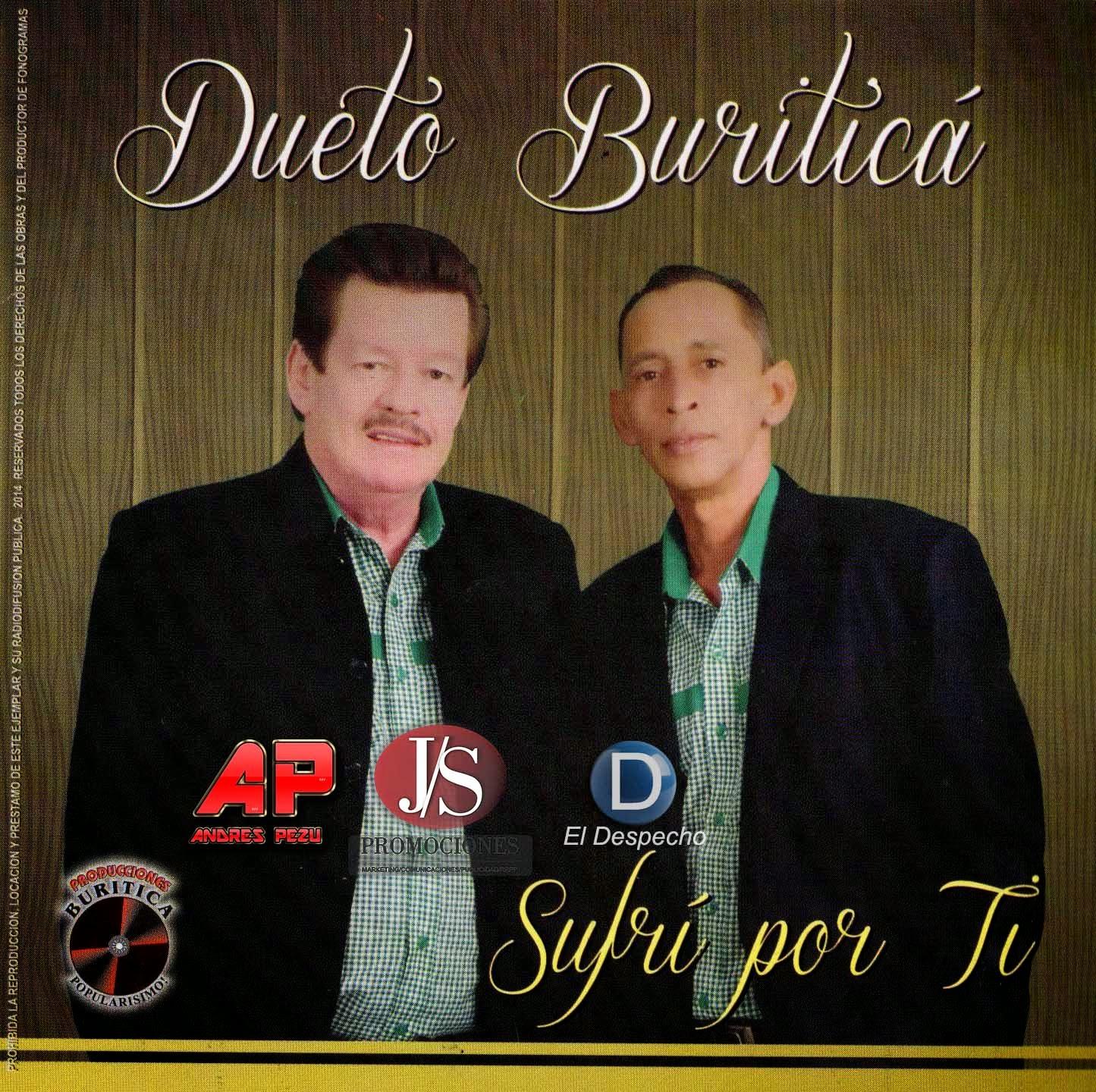dueto revelacion discografia