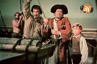 La isla del tesoro (1950) (Cine para invidentes)
