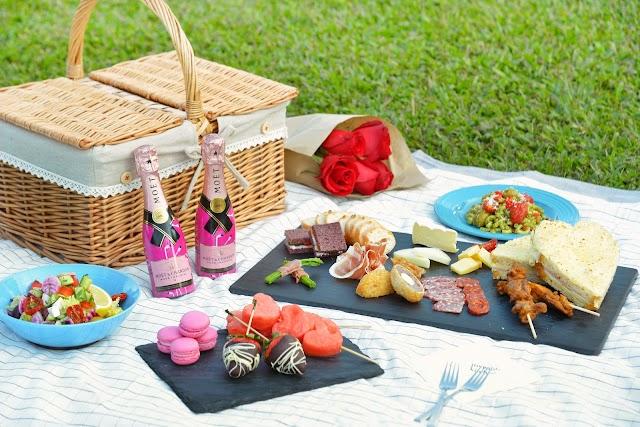 【期間限定】Invisible Kitchen化身愛神 推出甜蜜粉紅野餐及禮物籃