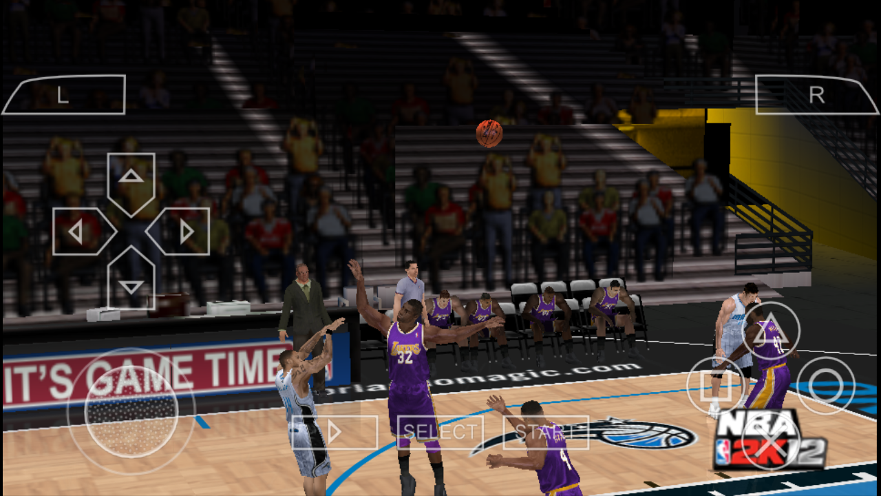 NBA 2K12 PSP ISO Free Download & PPSSPP Setting - Free Download PSP PPSSPP Games, Android Games