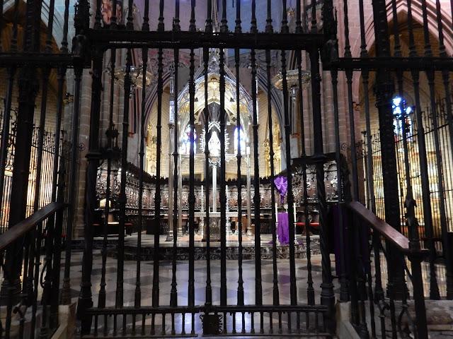Catedral Santa María La Real, Pamplona, Navarra, Elisa N, Blog de Viajes, Lifestyle, Travel