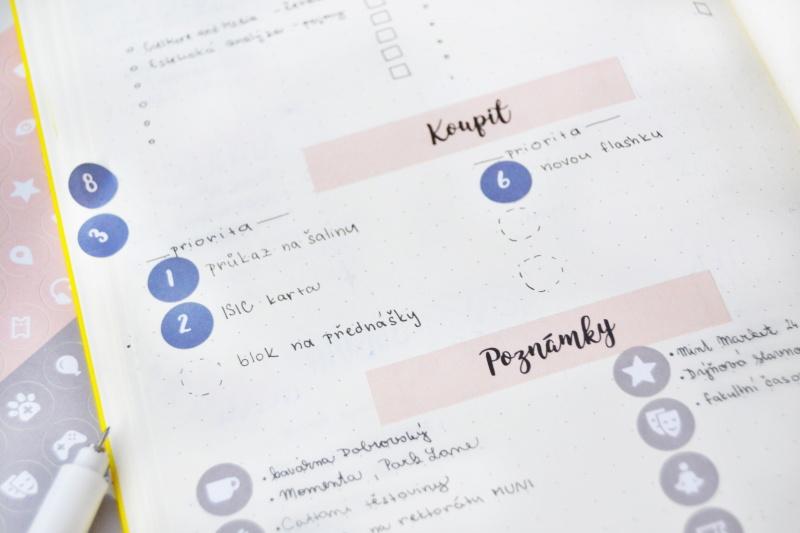 Návody pro hledání úkolů s datováním