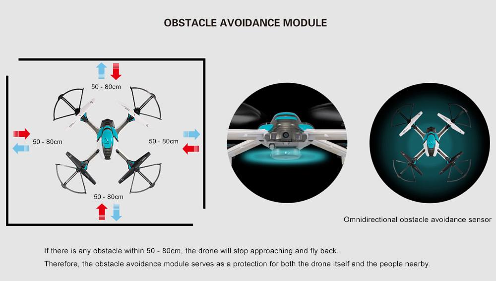 Kaideng K80 Pantonma Drone