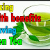 Amazing health benefits of having Green Tea in the morning. Video