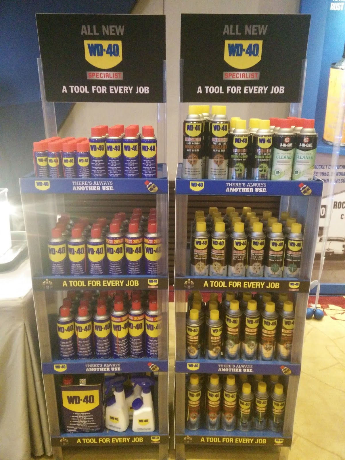 E Wen Hooi Can You Imagine The World Without Wd 40 Wd40 Belt Dressing Specialist Trusted Brand
